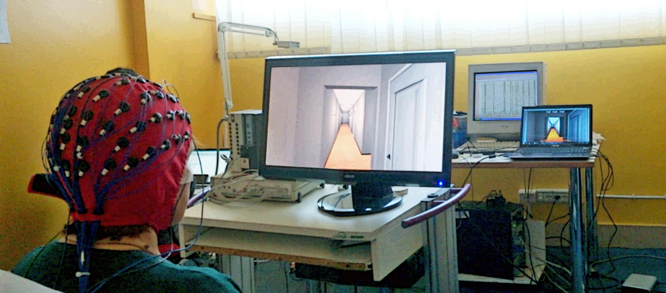 Simulazione Cognitiva dell'esperimento ResCap